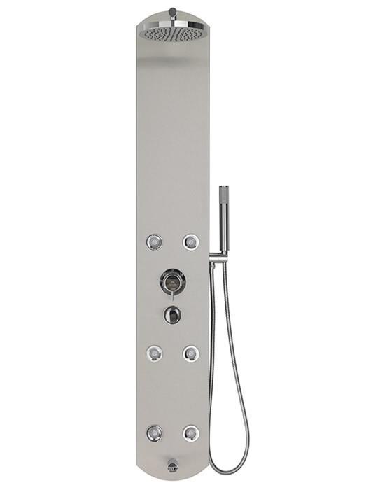 shower bar flex